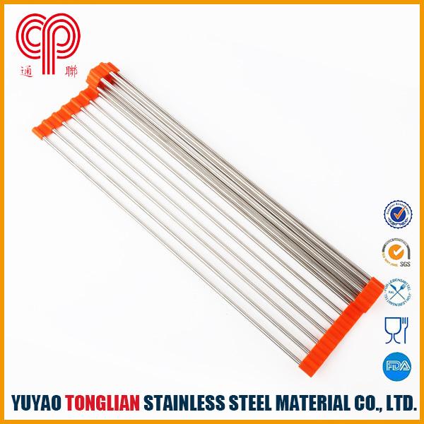 stainless steel drain rack