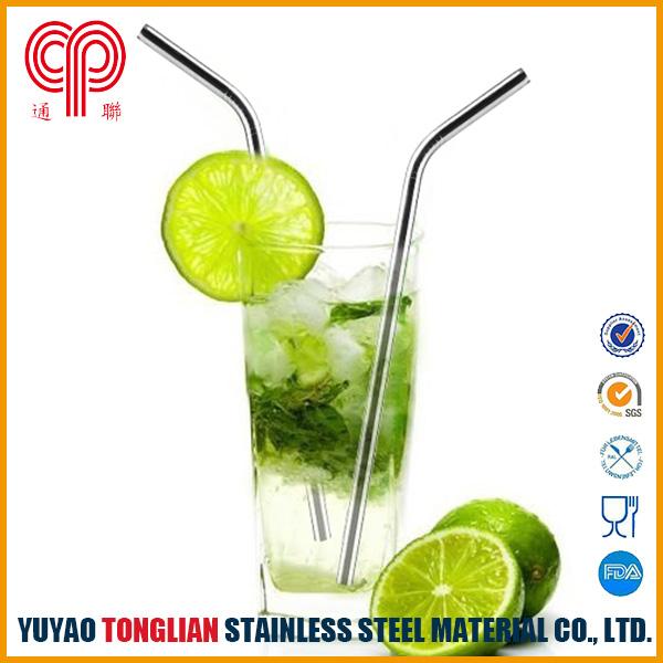Bent straw